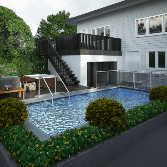 Remuera Pool & Landscape Design